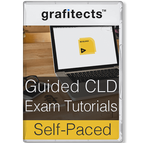 Guided CLD Exam Tutorials Self-paced Training