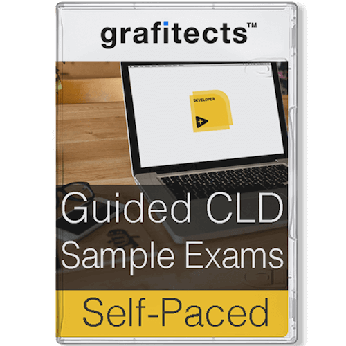 Guided CLD Sample Exam Self-paced Training