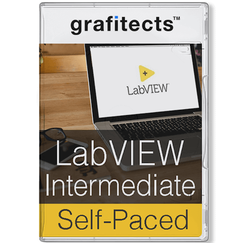 LabVIEW Intermediate (Application Development) Self-paced Training