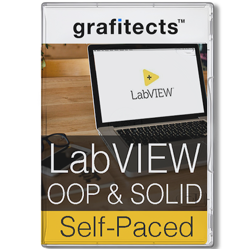 LabVIEW Object Oriented Programming (OOP) & SOLID Principles