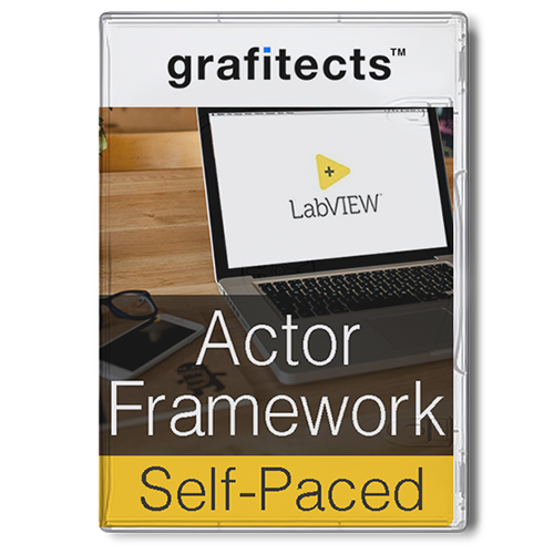 LabVIEW Actor Framework Self-paced